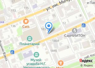 Компания «Кей» на карте