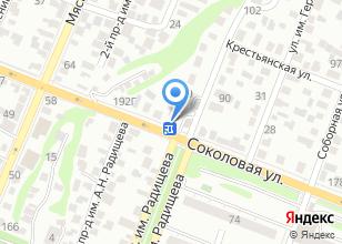 Компания «Прибамбасы 64» на карте