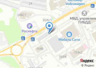 Компания «Волга Сталь» на карте
