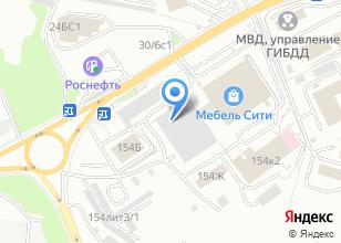 Компания «Беркана Медиа Груп» на карте