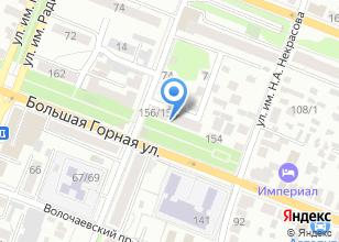 Компания «ИЕСайт» на карте