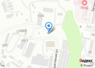 Компания «СаратовТабак» на карте