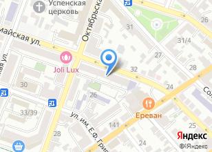 Компания «ЛИДЛ» на карте