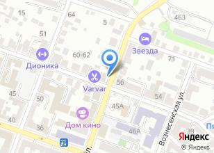 Компания «Карлиуклима Саратов» на карте