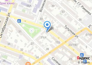 Компания «Иж-Оружейник» на карте