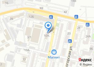 Компания «Агрегатка» на карте