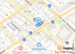 Компания «Купи цветы» на карте