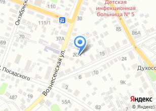 Компания «Сигналка» на карте