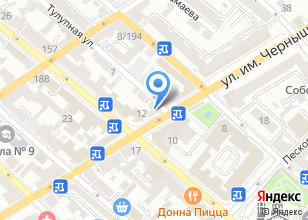 Компания «Эллис» на карте