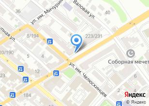 Компания «А-Микс» на карте