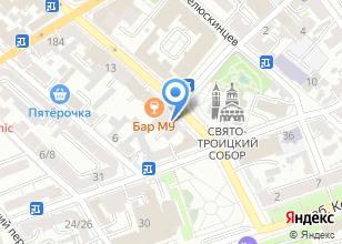 Компания «RTF» на карте