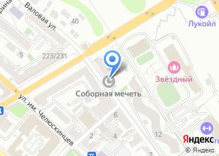 Компания «Саратовская соборная мечеть» на карте