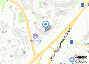 Компания «Промстандарт» на карте