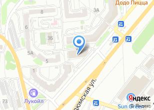 Компания «Бэбилон» на карте
