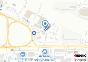 Компания «Блюз-Профи» на карте