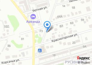 Компания «Аппликация» на карте