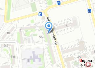 Компания «СТАРК» на карте