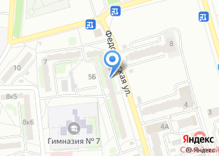 Компания «Вивальди» на карте