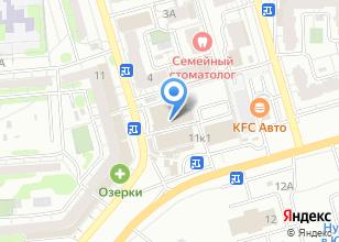 Компания «Магазин электронных сигарет» на карте