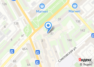 Компания «ТД Инрост» на карте