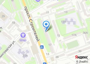 Компания «Мадам жу-жу» на карте