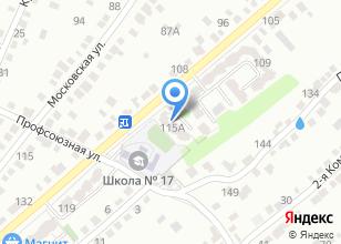 Компания «Для Тебя» на карте