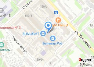 Компания «Мой ангел» на карте