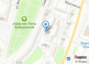Компания «Мехатронные системы» на карте