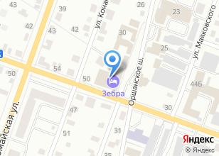 Компания «Снабсервис» на карте