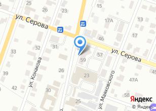Компания «ДревМашИнструмент» на карте