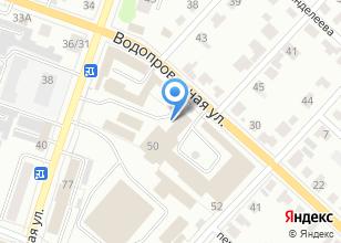 Компания «Техинсервис» на карте