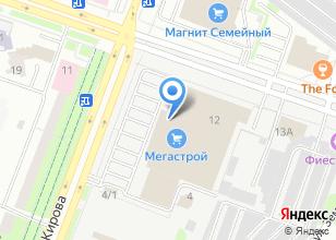 Компания «Бренд Мастер» на карте