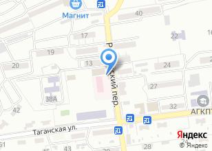 Компания «Киоск по продаже лотерейных билетов» на карте