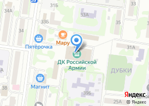 Компания «МеханикаТранс» на карте