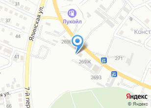 Компания «Астэкспорт» на карте
