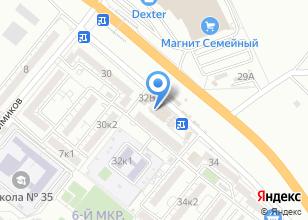 Компания «Магазин по продаже фруктов и овощей на Магистральной» на карте