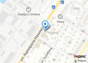 Компания «Эддар» на карте