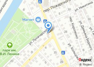 Компания «Дизайн-студия меланж» на карте