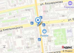 Компания «Экспресс Фото» на карте