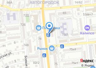 Компания «Бонифаций» на карте