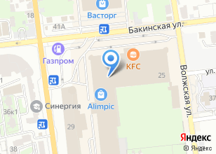 Компания «Магазин картин по номерам» на карте