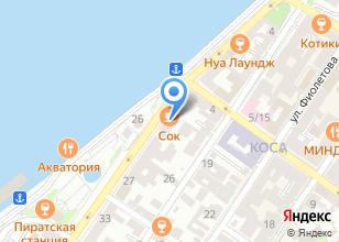 Компания «Всероссийское общество спасения на водах» на карте