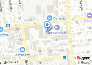 Компания «РузСо» на карте