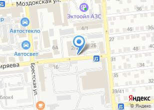 Компания «Все для клининга и автомоек» на карте