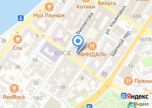 Компания «Минерал» на карте