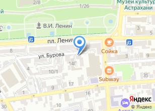 Компания «Штурман» на карте