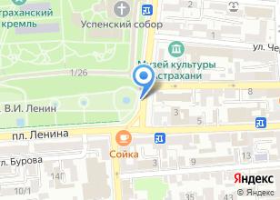 Компания «Кредит» на карте