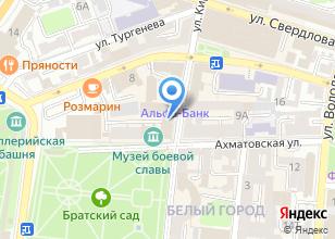 Компания «МылАрт» на карте