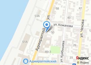 Компания «Астраханская торгово-промышленная палата» на карте