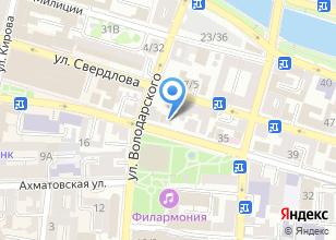 Компания «Арт-Нимфа» на карте